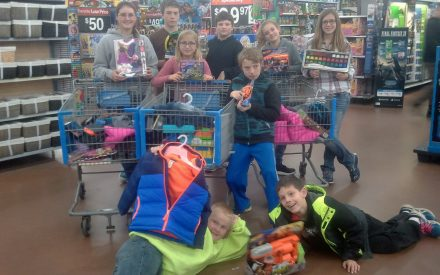 Cambridge 4-H Club serves community with Christmas giving