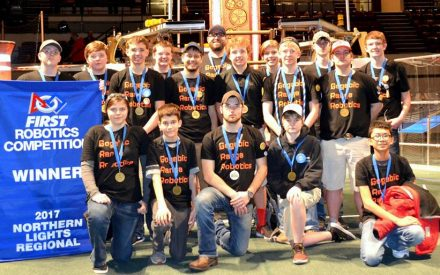 4-H-led rookie robotics team headed for world competition