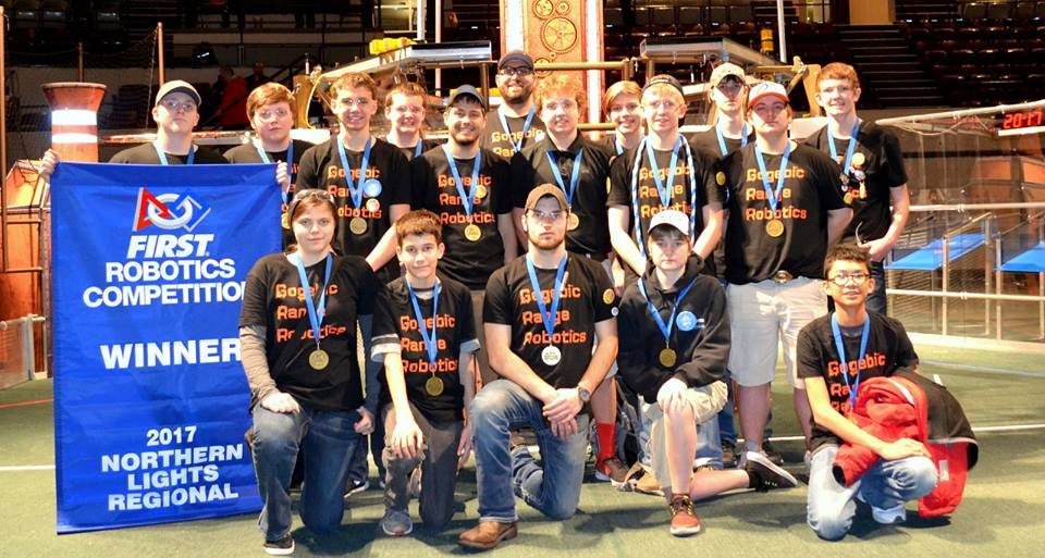 4 H Led Rookie Robotics Team Headed For World Competition