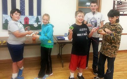 Focus On… Wood County 4-H STEM Project