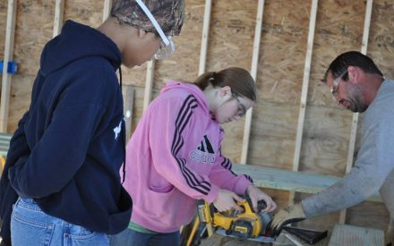 Building a future with the Ozaukee County 4-H Construction Trades Project