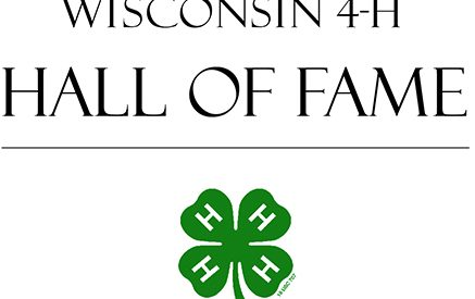 2021 WI 4-H Hall of Fame Announced