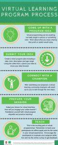 Virtual Learning Program Process