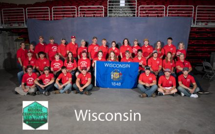Wisconsin 4-H Shooting Sports Youth Compete at National 4-H Championships