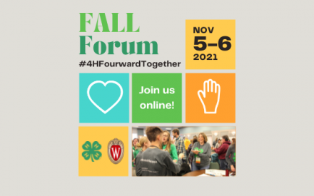 Registration Open for Fall Forum 2021