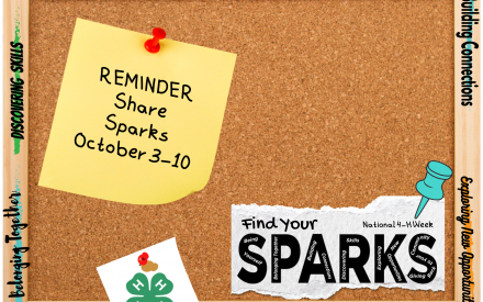 Celebrate National 4-H Week with the Wisconsin 4-H Movement!