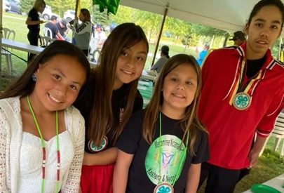 Nicianak 4-H Club Elects Youth Officers